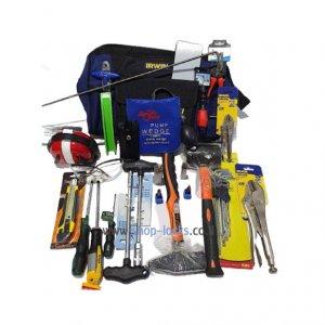 ארגז כלים למנעולן כולל תיק